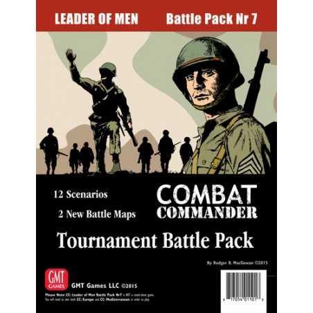 Combat Commander: Leader of Men Tourney Battle Pack 7