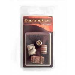 Dungeon Spain Pack accesorios 4: Objetos de almacén