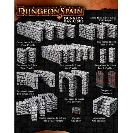 Dungeon Spain basic set