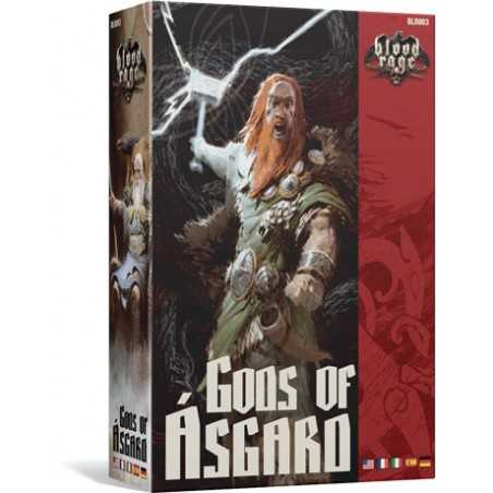 Blood Rage Dioses de Asgard