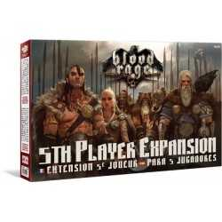 Blood Rage Expansion para 5 jugadores