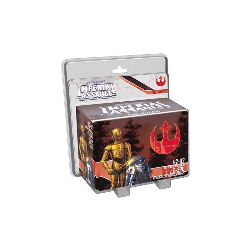 R2D2 y C3PO