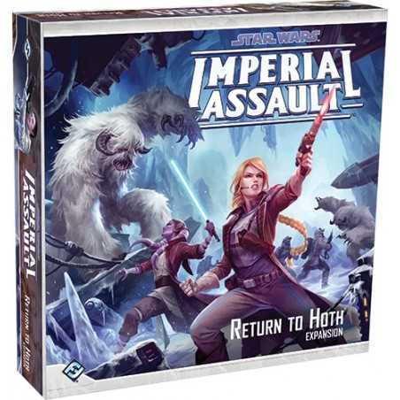 Return to Hoth Star Wars: Imperial Assault Campaign