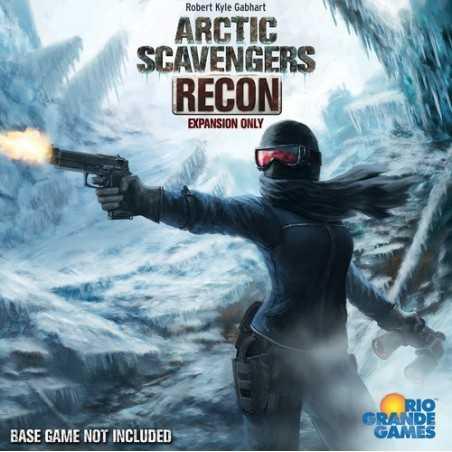 Recon: Arctic Scavengers expansion