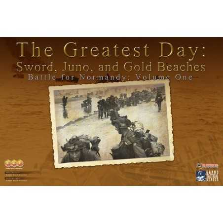The Greatest Day: Sword, Juno, and Gold Beaches