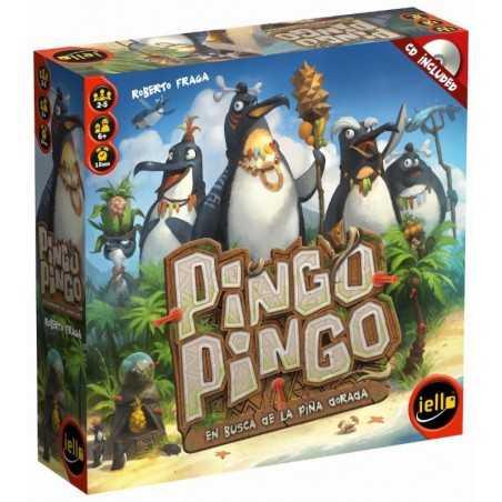 Pingo Pingo: En busca de la Piña Dorada