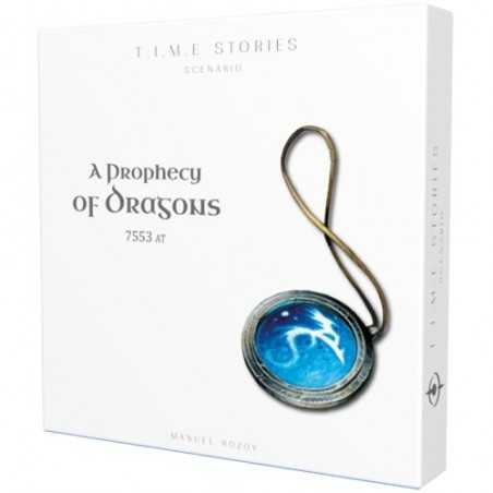 TIME Stories: A Prophecy of Dragons (English)