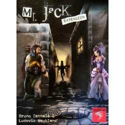 Mr. Jack Expansion