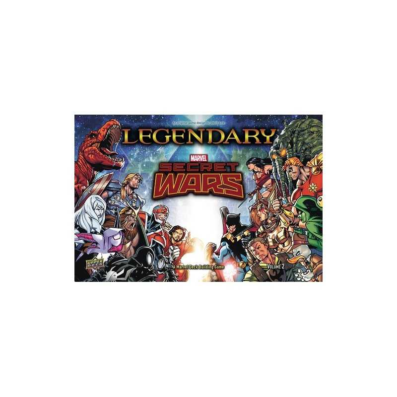 Legendary Secret Wars 2