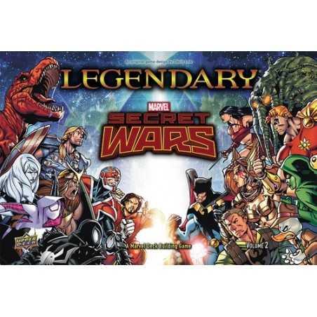Legendary Secret Wars 2