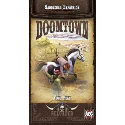 Saddlebag 8 Foul Play Doomtown expansion
