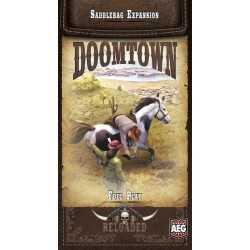 Saddlebag 8 Foul Play Doomtown expansion