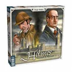 Holmes: Sherlock and Mycroft