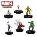 Set de Inicio Marvel HeroClix Classic Avengers