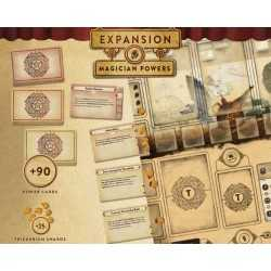 Trickerion: Dahlgaard's Gifts Expansion