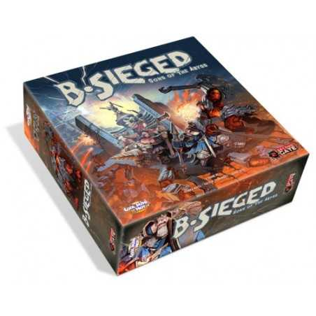 B-Sieged (English)