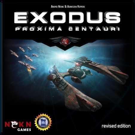 Exodus: Proxima Centauri Revised Edition