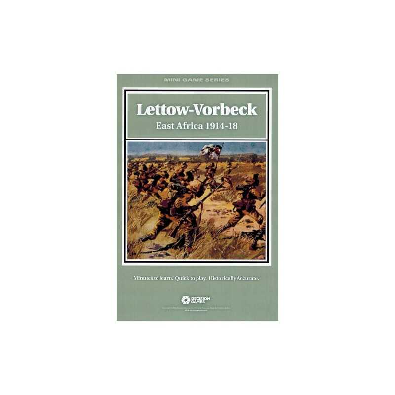Lettow-Vorbeck East Africa 1914-1918