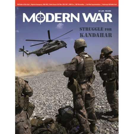Modern War 21 Struggle for Kandahar