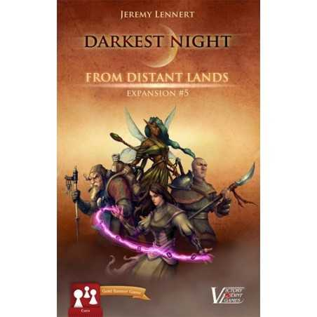 Darkest Night From Distant Lands