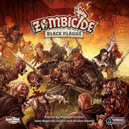 Zombicide Black Plague (ENGLISH)