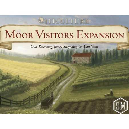 Moor Visitors Viticulture Expansion