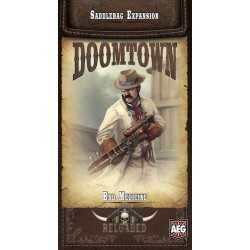 Saddlebag 9 Bad Medicine Doomtown expansion