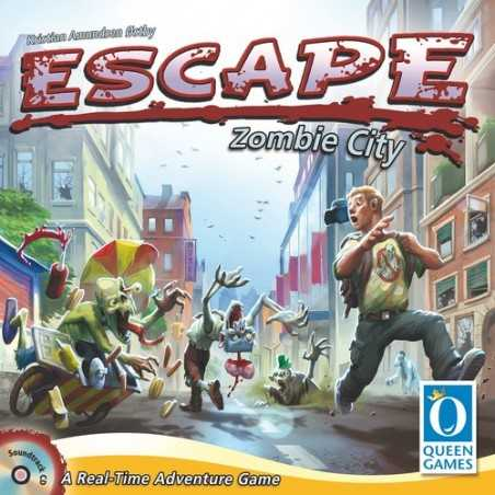 Escape Zombie City