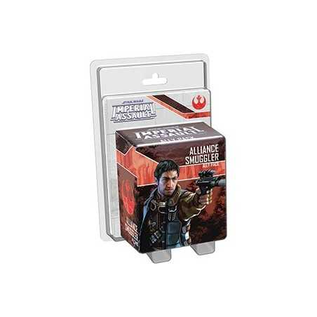 Alliance Smuggler Ally Pack: Star Wars Imperial Assault (English)