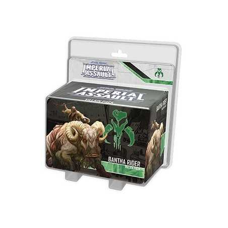 Bantha Rider Villain Pack: Star Wars Imperial Assault (English)