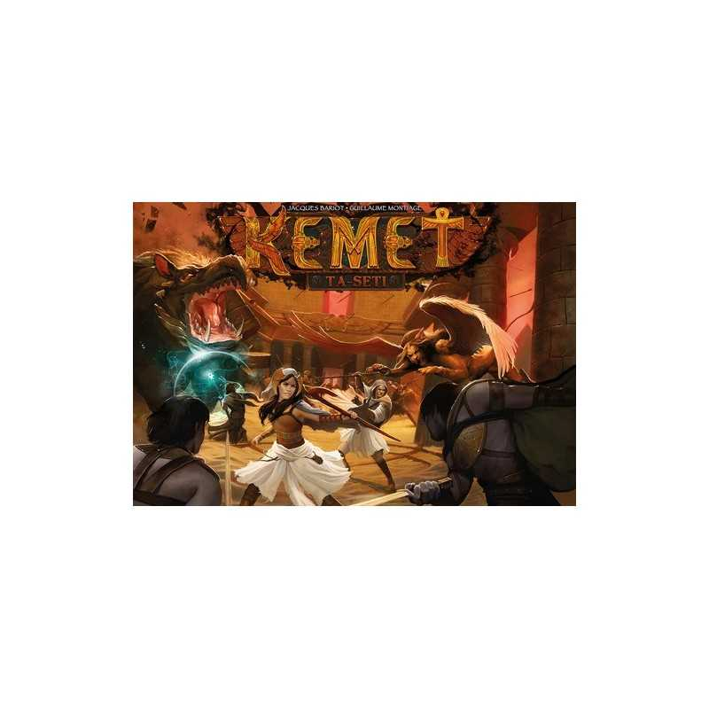 Kemet: Ta Seti Expansion