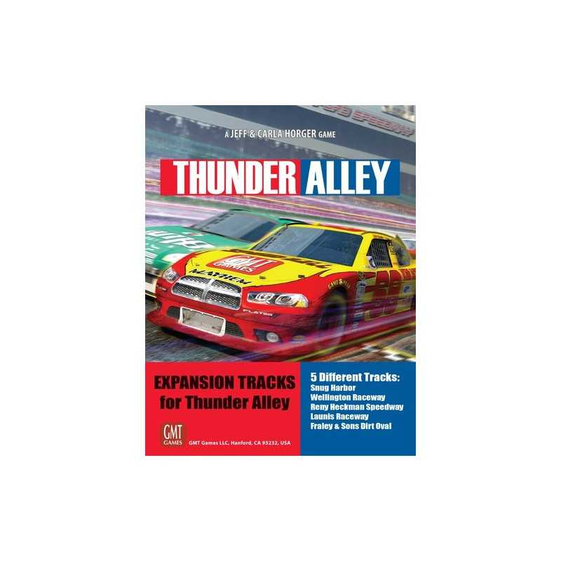 Thunder Alley: Expansion Tracks