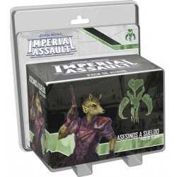 Asesinos a sueldo Star Wars Imperial Assault