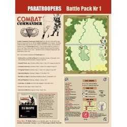 Combat Commander: Battle Pack 1 Paratroopers