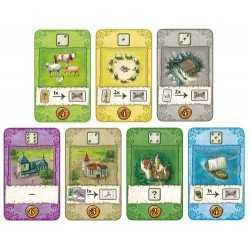 KARTENSPIEL Die Burgen von Burgund (Castles of Burgundy The Card Game)