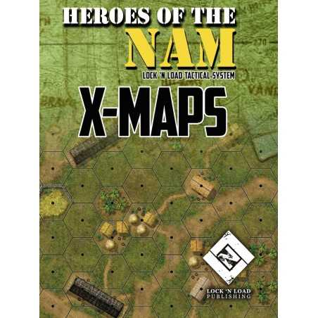 Heroes of the Nam X Maps