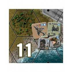 Heroes of the Falklands X-Maps