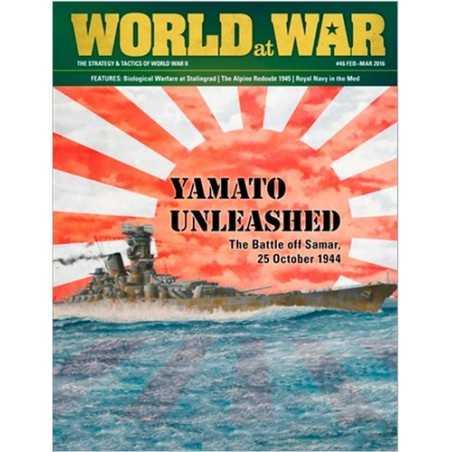 World at War 46 Yamato Unleashed