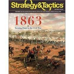 Strategy & Tactics 297: 1863