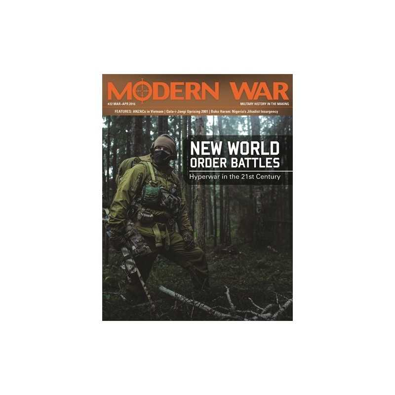 Modern War 22 New World Order