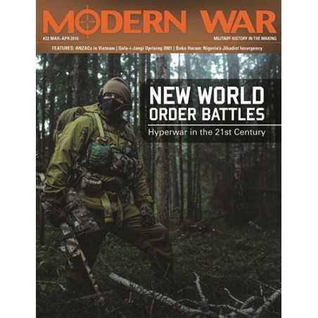 Modern War 22 New World Order