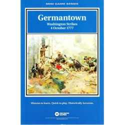 Germantown: Washington Strikes