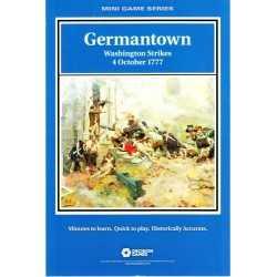 Germantown: Washington Strikes