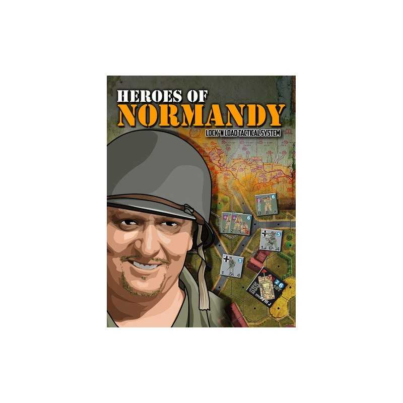 Lock 'n Load Tactical: Heroes of Normandy