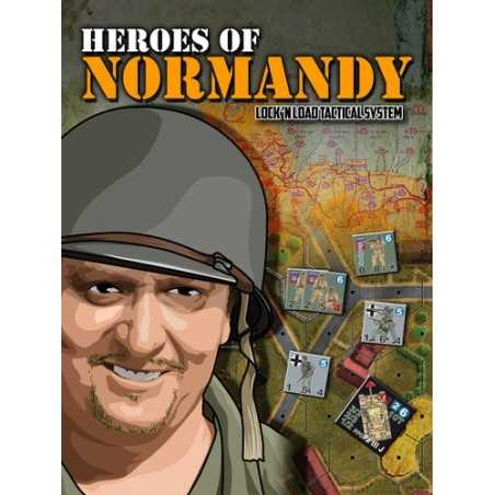 Heroes of Normandy Lock 'n Load Tactical 2nd edition