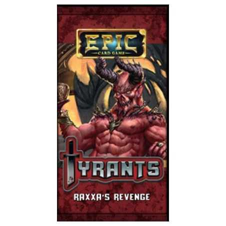 Raxxa's Revenge Tyrants: Epic Expansion