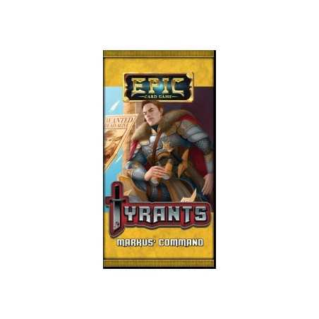 Markus' Command Tyrants: Epic Expansion