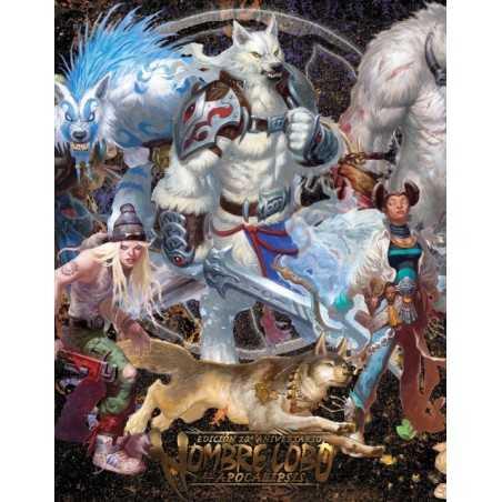 Hombre Lobo 20º aniversario: Pantalla del narrador