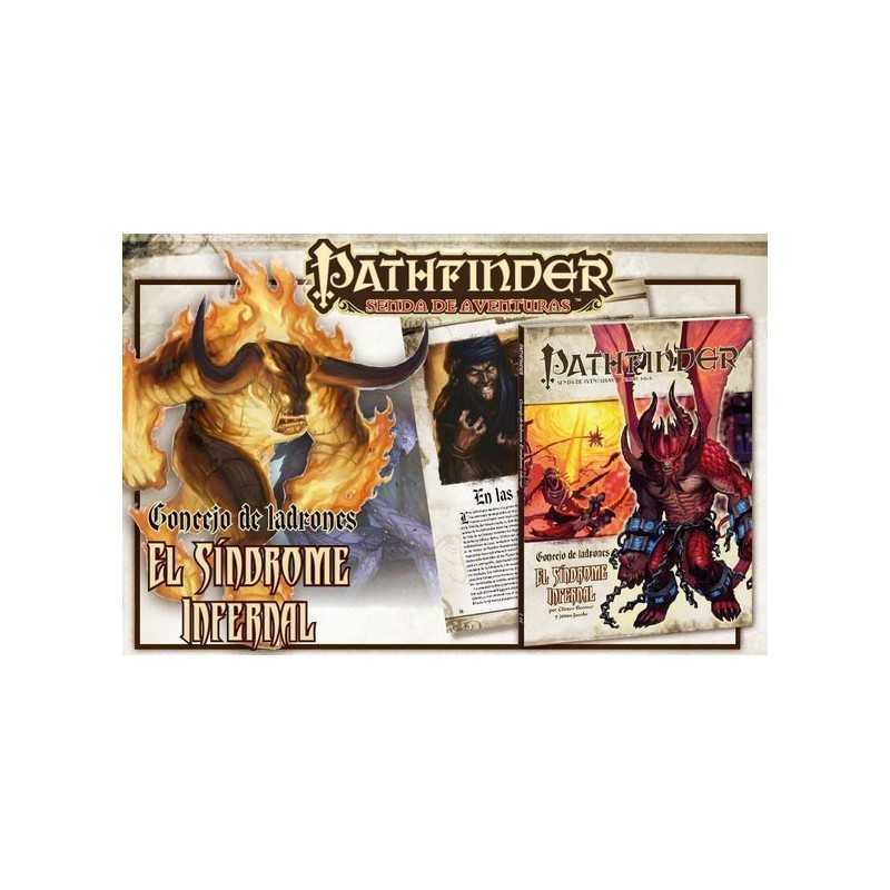 Pathfinder Consejo de ladrones 4: El síndrome infernal