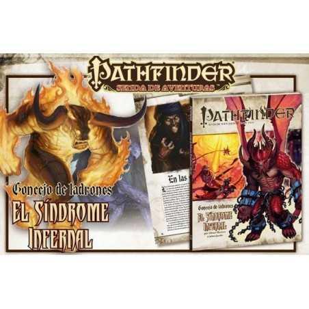 Pathfinder Concejo de ladrones 4: El síndrome infernal